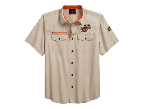 "Harley - Davidson - Men - Shirt ""Eagle Twill""  - 96288-18VM"