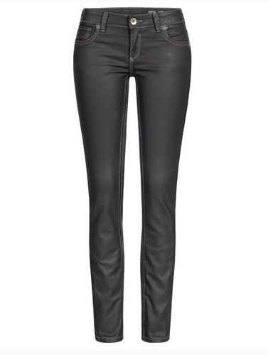 "ROKKER - Damen Riding Jeans ""The Diva Black"""