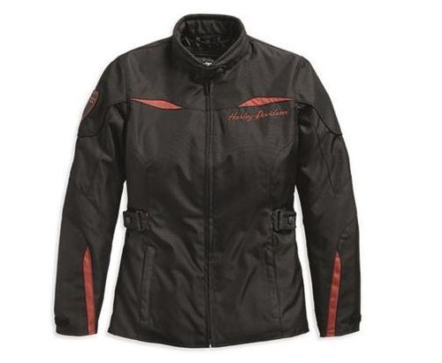 "Harley - Davidson - Women - Functional Jacket ""Barrie Slim Fit Riding"" - 97132-19EW"