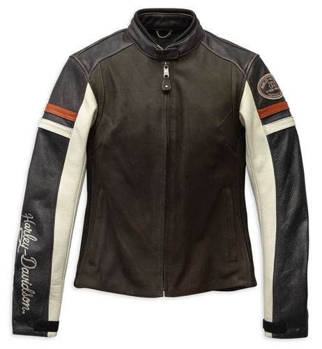 "Harley - Davidson - Women - Leather Jacket ""Delmita"" - 98044-19EW"