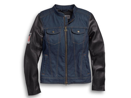 "Harley - Davidson - Women - Riding Jacket ""Denim"" - 98132-20EW"