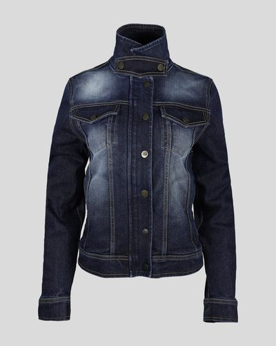 "ROKKER - Damen Riding Jeansjacke ""Denim Lady"" - 5470"